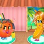 Drôle De Fruits Salon De Coiffure