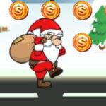 Noël Santa Parkour