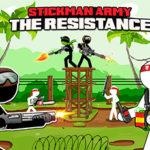 Stickman De L'Armée : La Résistance