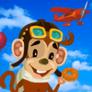 Tommy le Singe Pilote