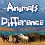 Animal Différences